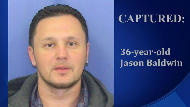 Fugitive On Montgomery County's Most Wanted List Arrested In