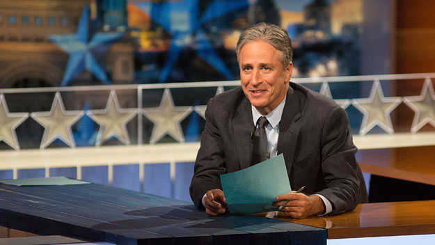 "Jon Stewart Leaving ""The Daily Show"" (Photo by Rick Kern/Getty Images)"
