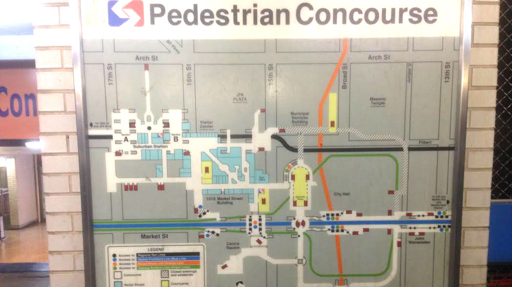 A New Approach to Decision Making: When 116 Solutions Are ... |Philadelphia City Hall Map