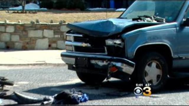 Motorcycle Accident – CBS Philly