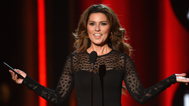 Shania Twain (Photo by Ethan Miller/Getty Images)