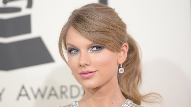 Taylor Swift (Photo by Robyn Beck/Getty Images)