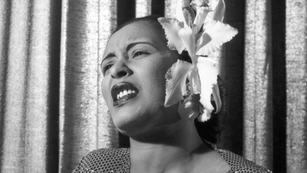 Billie Holiday (Photo by Hulton Archive/Getty Images)