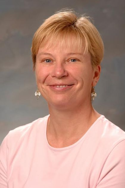 Carol Maritz, PT, EdD, vice chair of the Department of Physical Therapy at University of the Sciences. (Credit: University of the Sciences)