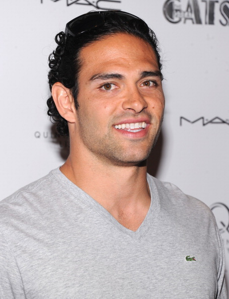 """NEW YORK, NY - MAY 05:  Mark Sanchez attends """"The Great Gatsby"""" Special Screening at the Museum of Modern Art on May 5, 2013 in New York City.  (Photo by Jamie McCarthy/WireImage)"""
