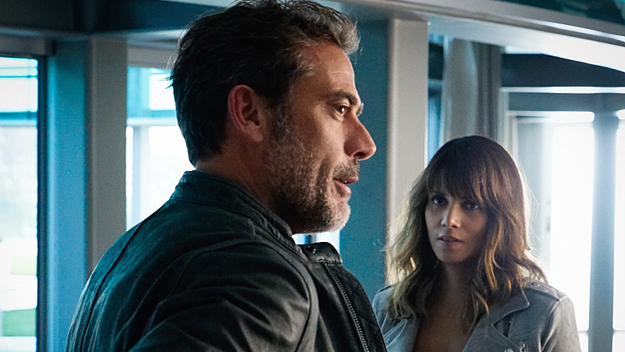 Extant Season 2 with Halle Berry and Jefferey Dean Morgan