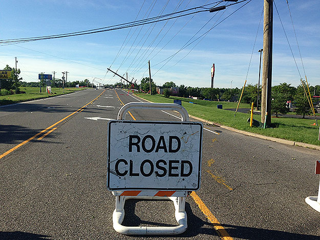 Gloucester County Among South Jersey Towns Whacked Hard By