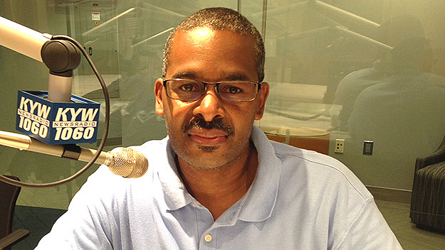 Karl Morris, Building Community Through The Arts – CBS Philly