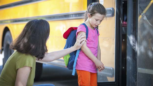 Nerves, First Day Of School, Back To School