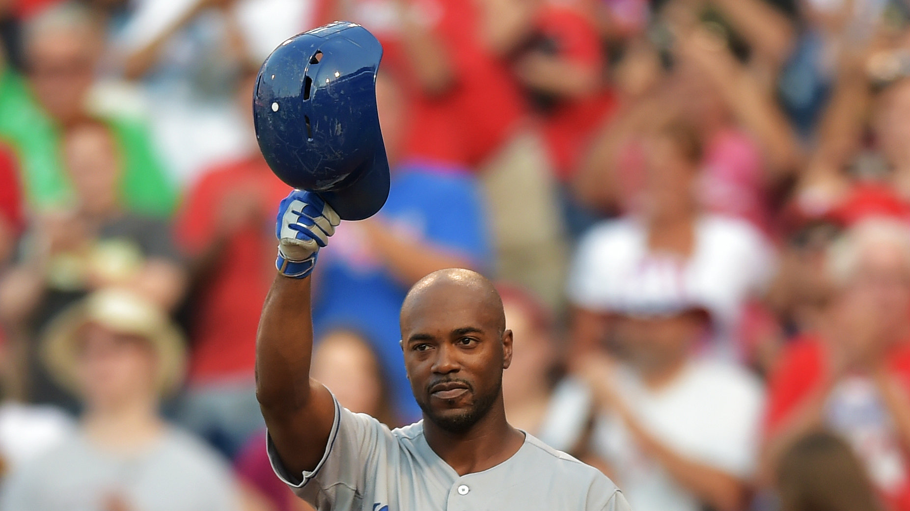 Jimmy Rollins returns to Philly