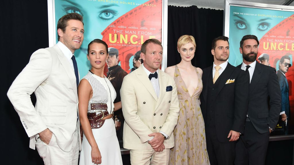 Movie Review The Man From U N C L E Cbs Philly