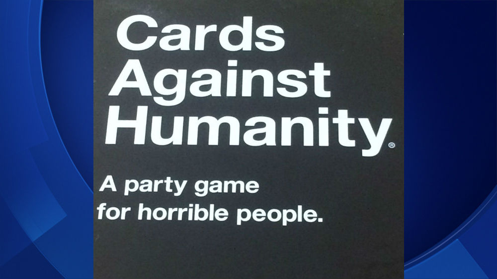Cards Against Humanity S Black Friday Deal Is Nothing For 5 Cbs Philly