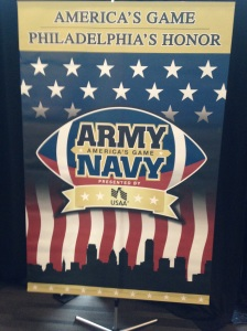The Army-Navy Game is returning to Philadelphia. (credit: Ed Benkin/KYW)