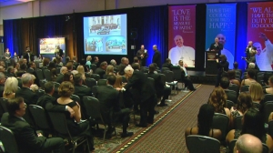 'Pope Francis' Philly FIAT' on the auction block on Friday, January 29th. (photo credit CBS 3)