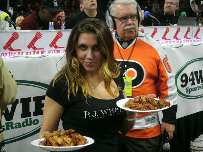 Lou Nolan Wing Bowl 24