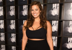"""NEW YORK, NY - SEPTEMBER 09: Model Ashley Graham attends the """"Patrick Demarchelier"""" special exhibition preview to celebrate NYFW: The Shows for Spring 2016 at Christie's on September 9, 2015 in New York City.  (Photo by Mike Pont/Getty Images for NYFW: The Shows)"""