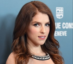 BEVERLY HILLS, CA - OCTOBER 09: Actress Anna Kendrick attends Variety's Power Of Women Luncheon at the Beverly Wilshire Four Seasons Hotel on October 9, 2015 in Beverly Hills, California. (Photo by Jason Merritt/Getty Images)