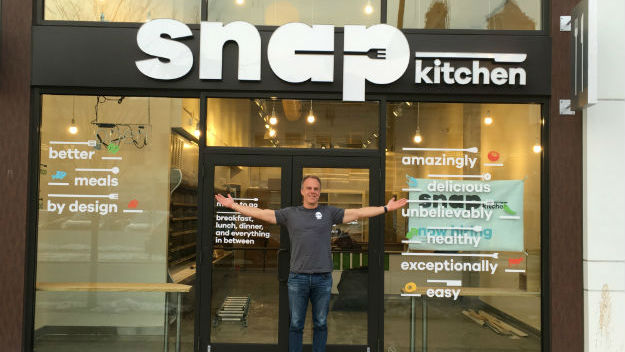 What S Cooking On 1060 Snap Kitchen Opens In Philly Cbs Philly