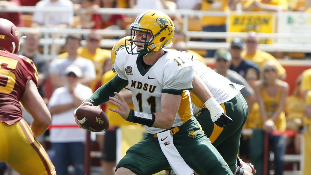 size 40 17dc7 cb9ea Eagles Draft QB Carson Wentz With 2nd Overall Pick – CBS Philly
