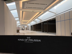 Inside view of the mall expansion (credit: Jim Melwert)