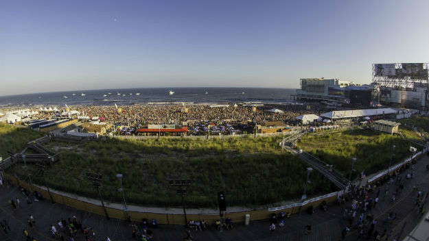 Atlantic City Set To Close Out Summer