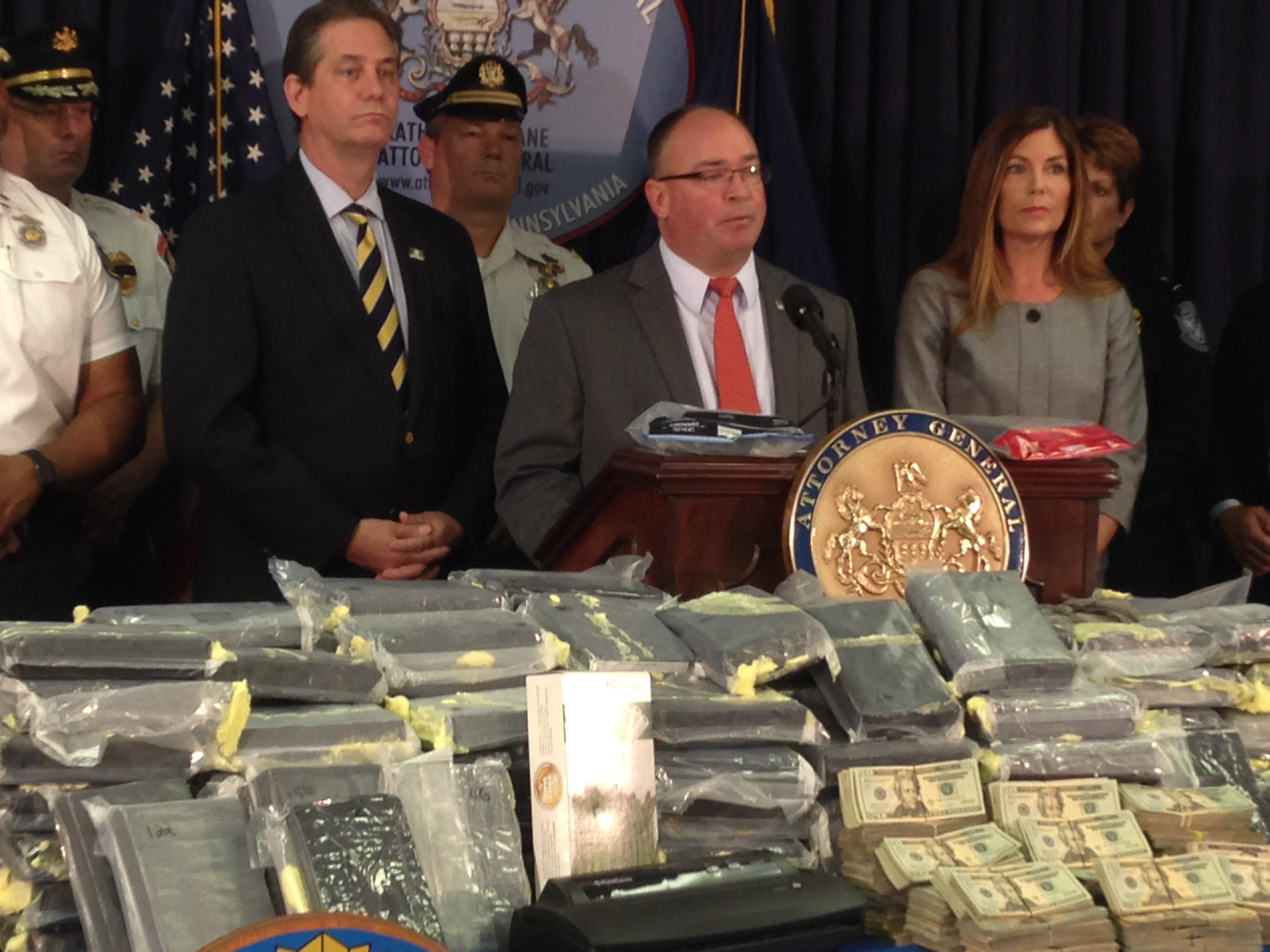 $23M Cocaine Bust In North Philadelphia Nets Six Suspects