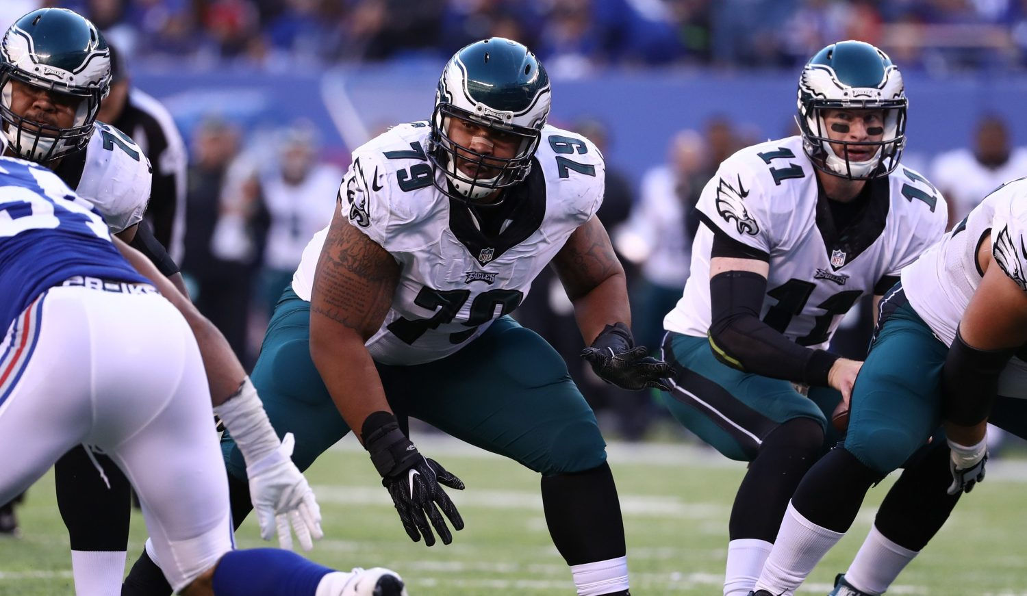 Eagles Sign Brandon Brooks To Reported 4-Year, $54 Million Extension, Making Him Highest-Paid Guard In League