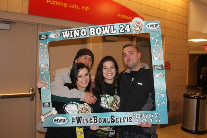 wing bowl people