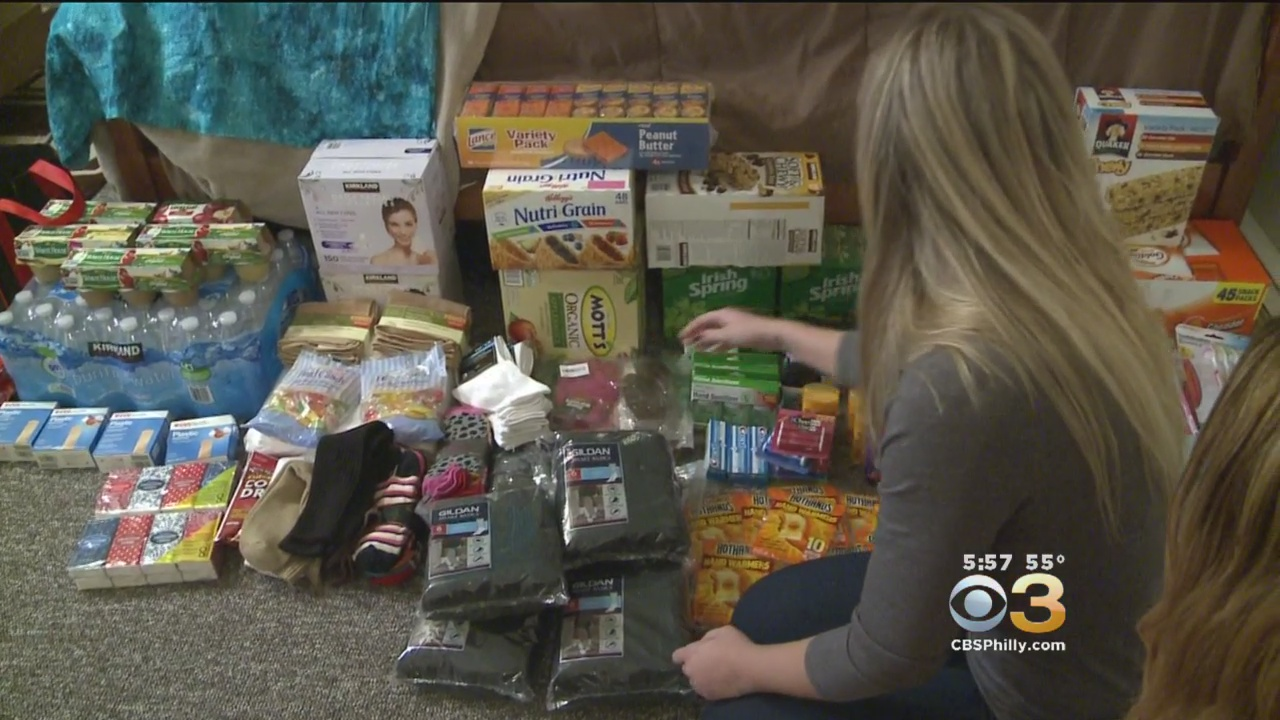 Brotherly Love: The Blessing Bags Project Making Special