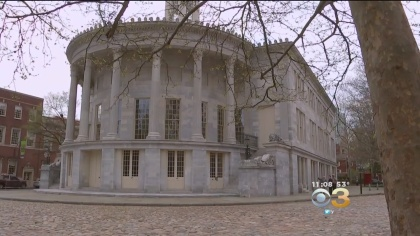 Andrew Jackson buried a cornerstone time capsule