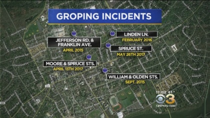 Police Investigating Another Groping Incident In Princeton