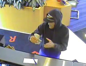 Authorities Searching For Man Accused Of Robbing Philly Bank Twice