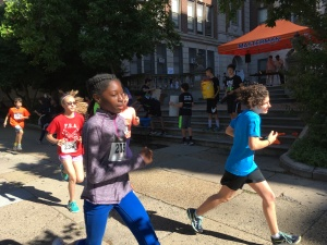 Students, Staff At Masterman School Running Laps For Extracurricular Activities