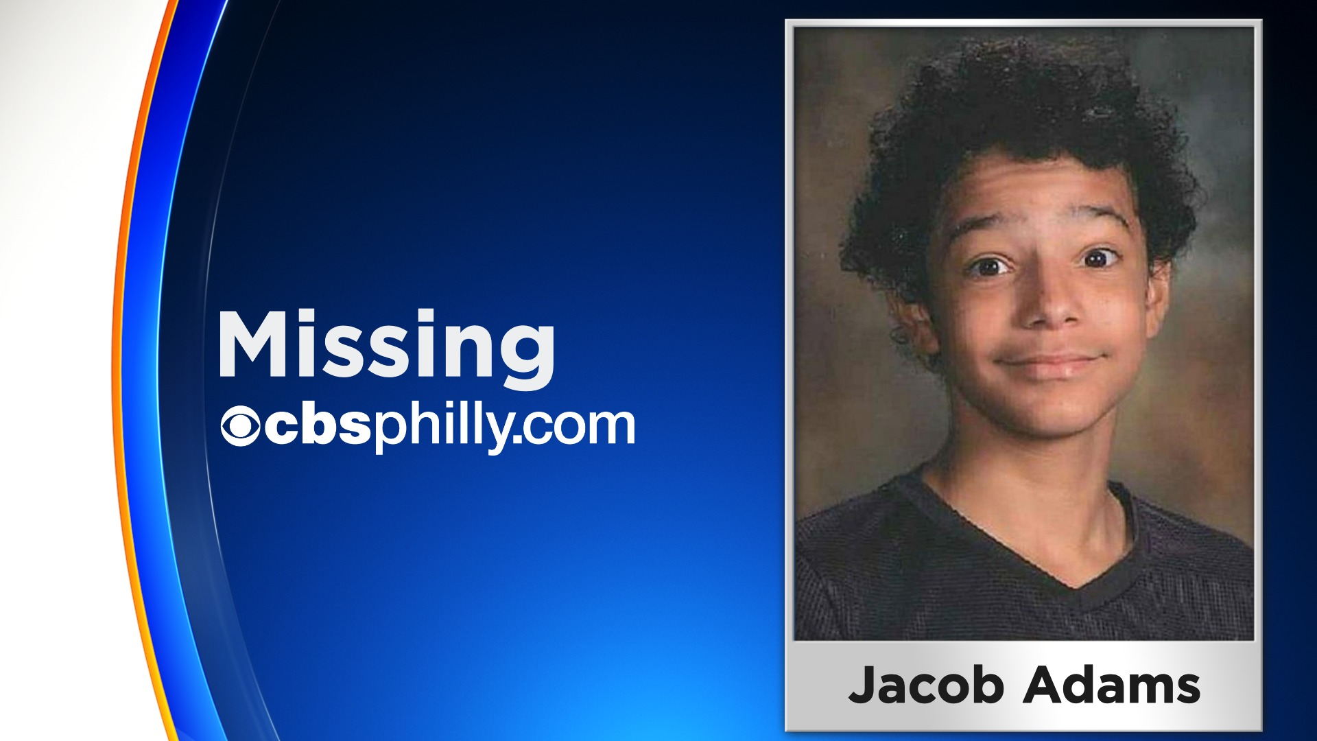 Missing 15 Year Boy Found Safe And Well: NJ State Police: Missing 14-Year-Old Boy Found Safe