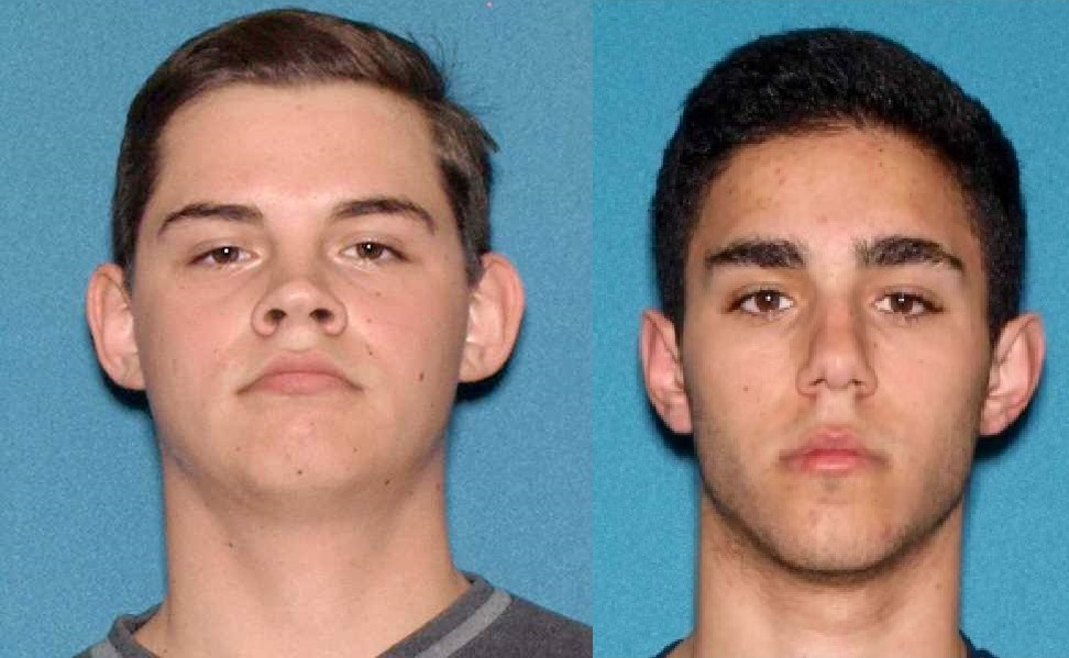 New Jersey Police Searching For 2 Young Men Who Went Missing Over