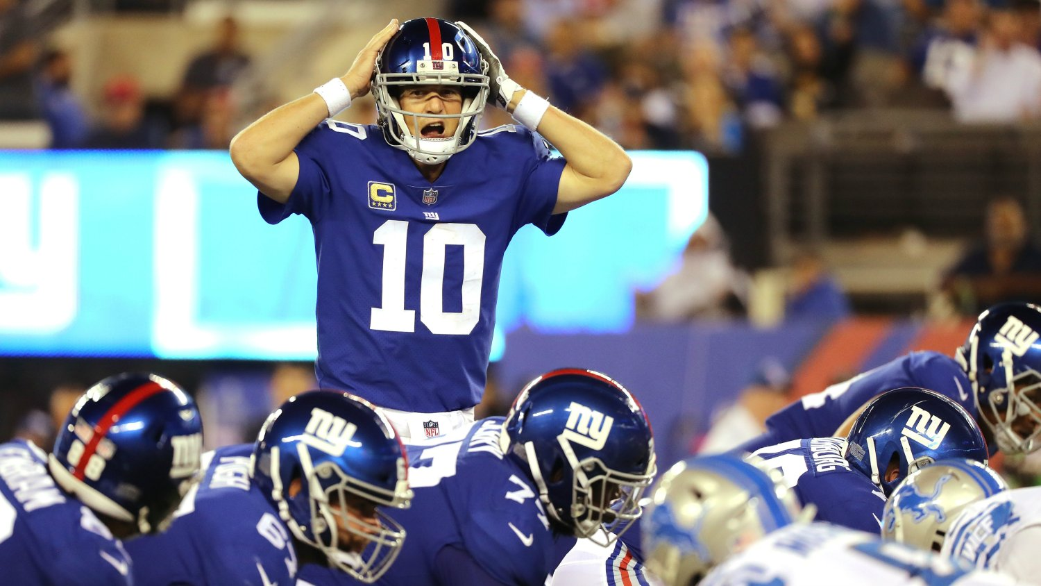 Eli Manning's Top Memory Of Philadelphia Is A 9-Year-Old
