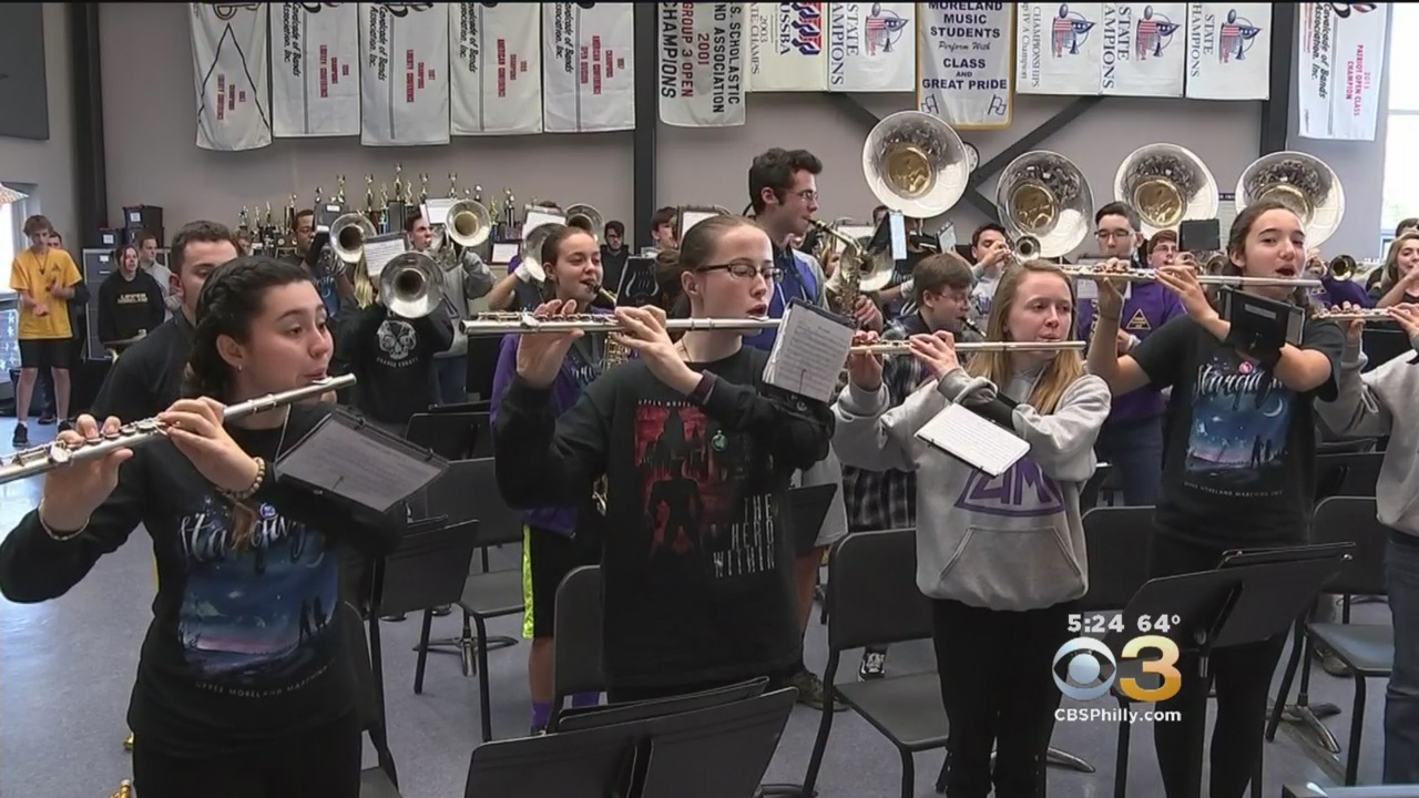 Marching Band At Upper Moreland High Is One Of The Best In The Area