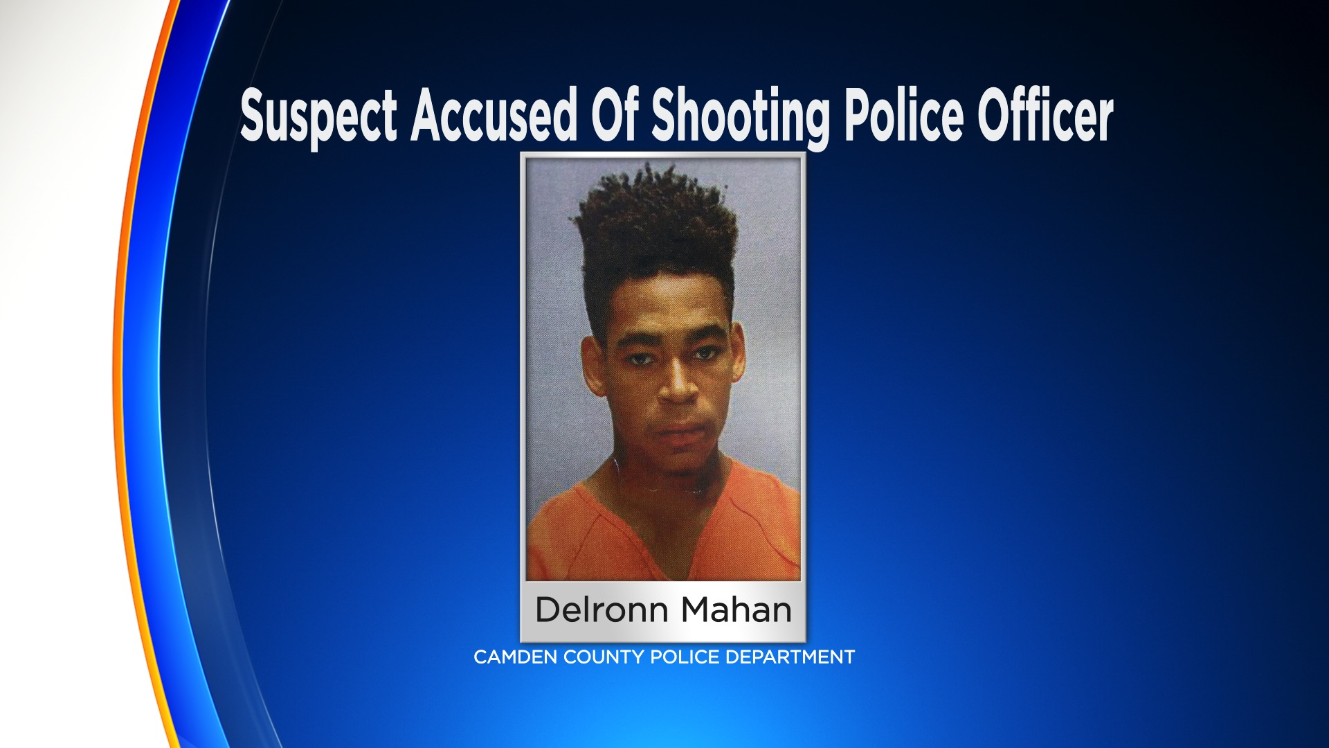 Suspect Identified, Charged In Shooting Of Police Officer In