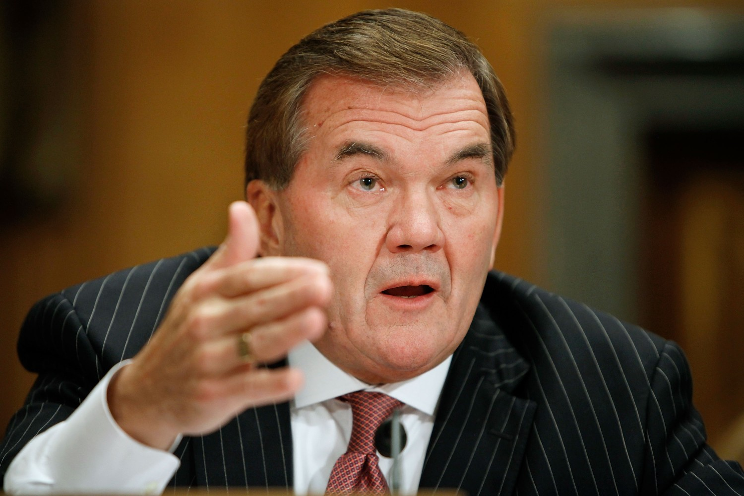 Former Pennsylvania Gov. Tom Ridge Moved To Rehab Facility After Suffering Stroke