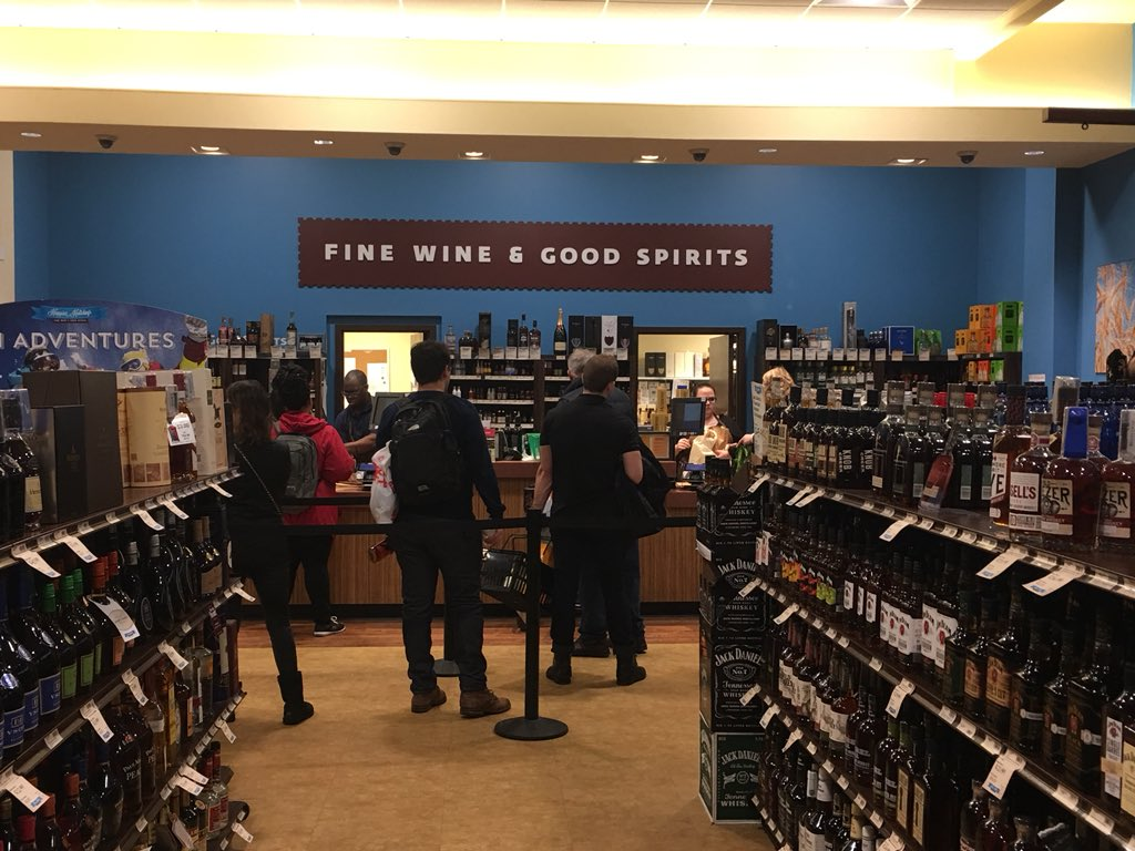 Coronavirus Update All Fine Wine Good Spirits Stores In Pennsylvania To Close Online Sales To Cease Cbs Philly