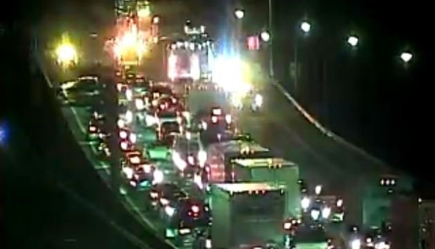 I-95 Accident – CBS Philly