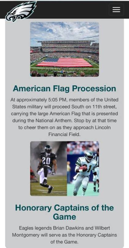 eagles email
