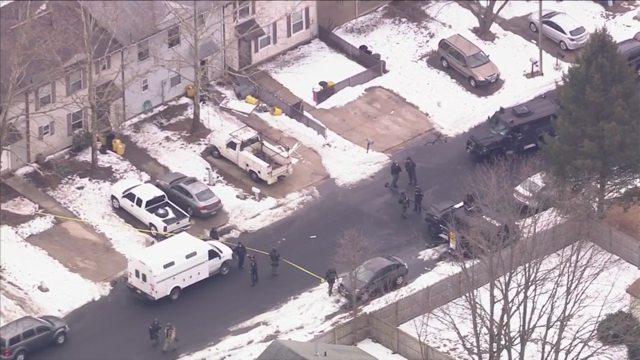Gunman Found Dead Following 13-Hour Standoff With Police In
