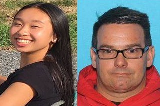 16-year-old Amy Yu and 45-year-old Kevin Esterly