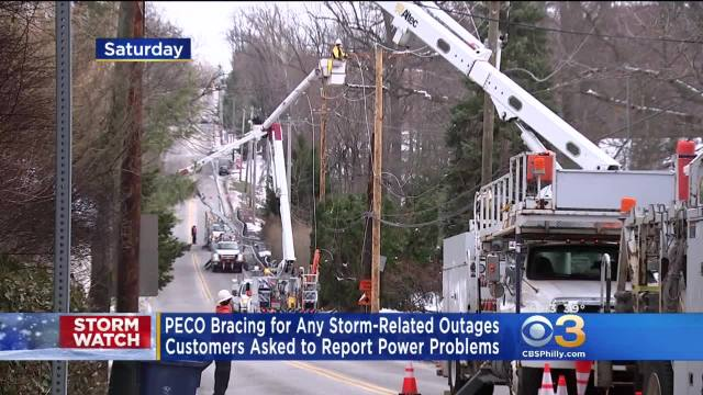 Power Outages – CBS Philly