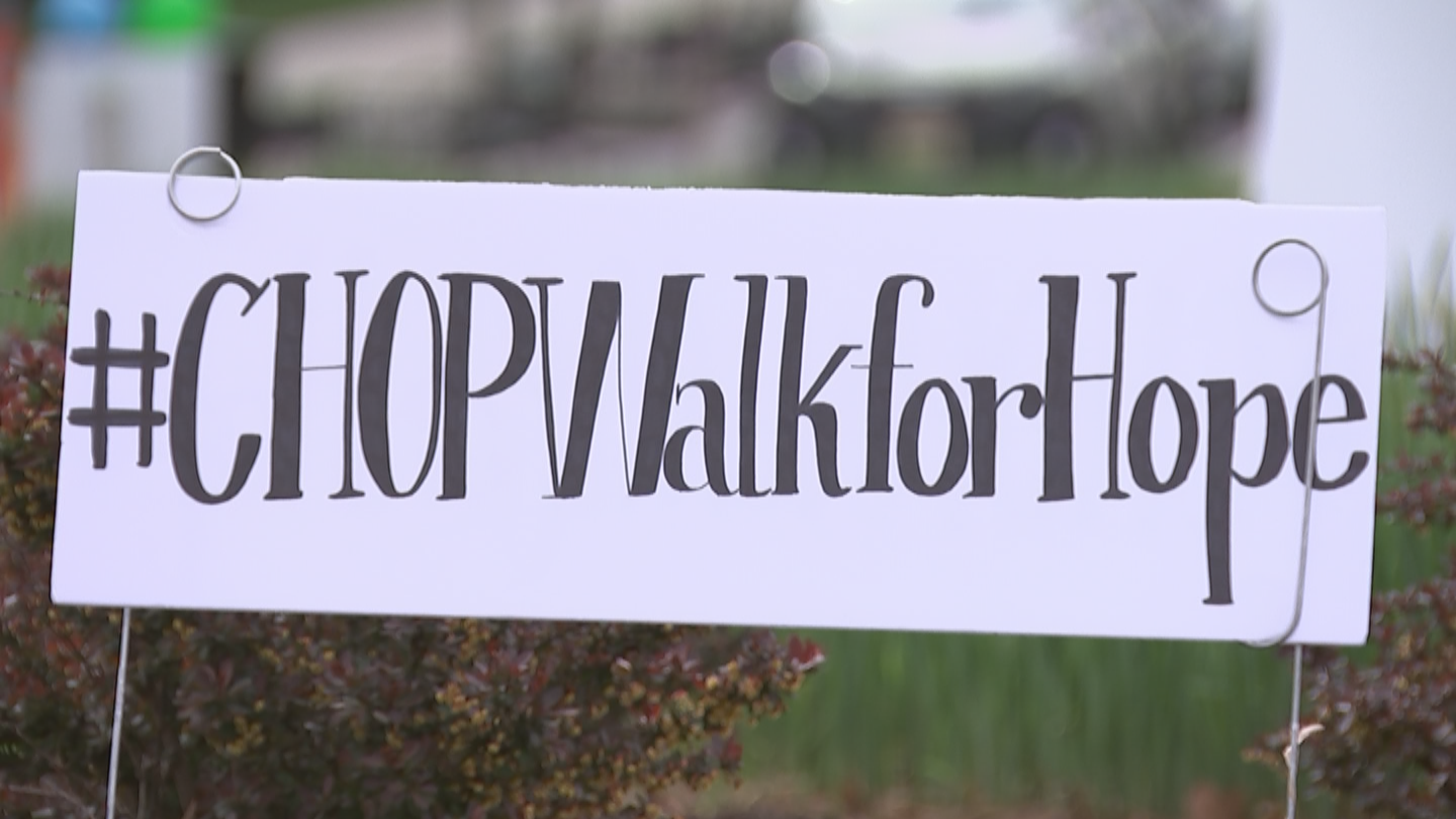 9th Annual CHOP 'Walk For Hope' Raises Funds For Chronic