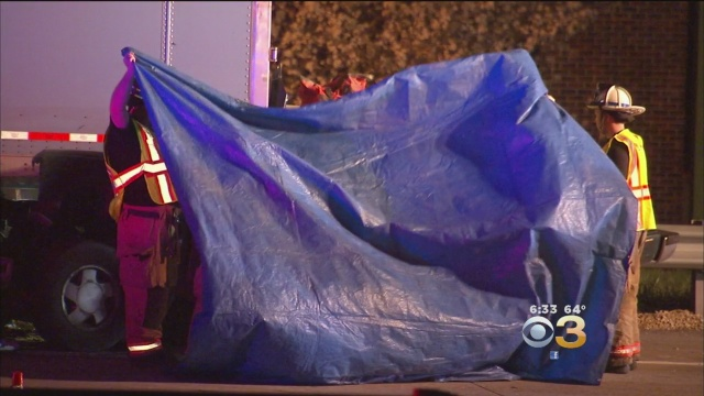 fatal car accident – CBS Philly