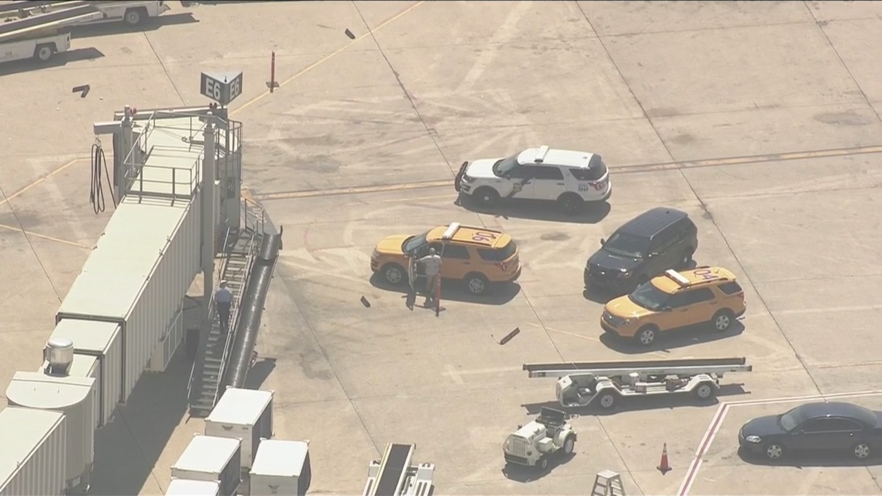 Man Stabs Co-worker To Death At Philadelphia International Airport