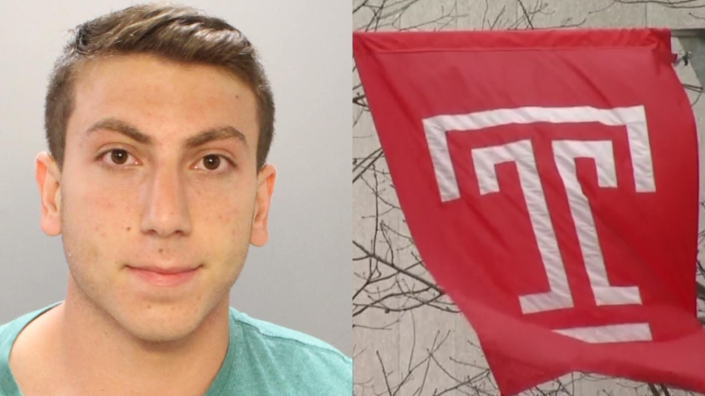 Ari Goldstein, Former Temple University Fraternity President, Sentenced Up To 7 Years In Prison For Attempted Sex Assault