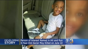 Person Of Interest Named In Hit-And-Run That Killed 5-Year-Old Xavier Moy